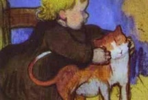 Gauguin and the Symbolists at the  Museum of Cat Art   / by Cat Museum
