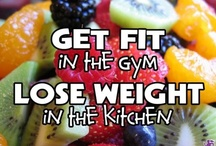 Work out, eat right, stay fit... / Ideas to help in staying fit! / by Pam Tickle-Collins