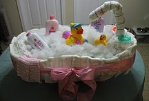 Baby Shower & Gift Ideas / All kind of ideas for planning a fun & fabulous Baby Shower! / by Pam Tickle-Collins