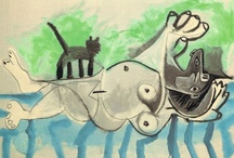 Picasso ^^ Museum of Cat Art / by Cat Museum