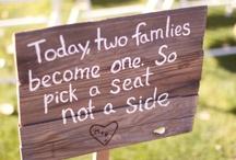 Wedding Ideas / by Patricia Jones