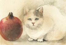 Yōga 洋画 Western-Style Art at the Cat Museum  / by Cat Museum