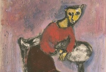 Chagall ^^ Museum of Cat Art / by Cat Museum