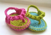 Love These Crocheted Things! / I want to learn how, then when I do...I making these!! / by Pam Tickle-Collins