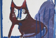 20th Century Folk Art at the Cat Museum   / by Cat Museum