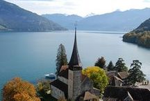 Love  Switzerland / by Debby Garrett