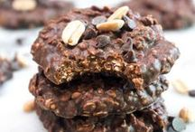 Cookies and Bars / Cookies, brownies, and bars galore! Mostly all gluten-free and vegan.