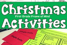 Seasonal Holiday Lessons / Elementary teaching and learning about the seasons and holidays.