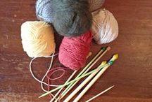 Knitting / by Sarah Berg