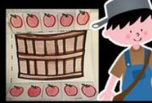 Apples, Johnny Appleseed / Primary lesson plans