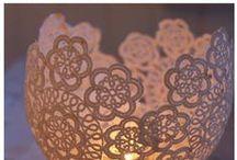 Get Creative ~ D.I.Y Wedding Ideas