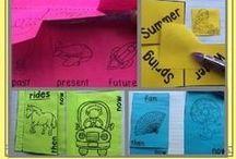 K-2 Grade Interactive Notebook