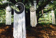 Phili Joe Art / Dreamcatchers & wind chimes made by Philipine Jonkman