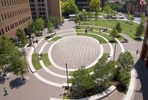 Public square / Place i skwery