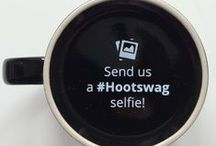 SWAG - Hootsuite / Are you SWAG fan? Then why not visit the Hootsuite Shop - http://shop.hootsuite.com/ - to discover more about the HootSWAG that is available or why not ask your own Hootsuite Ambassador about what they can offer you.... #Hootsuite #HootAMB