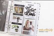 Project Life // Memory Keeping / All about Project Life Scrapbooking