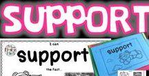 Support K-2 / critical vocabulary... Tier 2 vocabulary... academic vocabulary