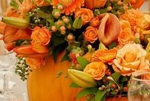 Autumn is falling... / The start of the cooler months is upon us. We gather our autumn flowers and enjoy the presence of them in our homes. #bermuda #love #petalsbermuda #flowers #arrangements #bouquets #autumn #fall
