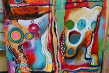 Art / Art that turns up my senses...