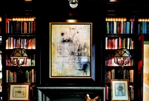 BOOKS / books, bookcases, styling, etc. / by Ingrid @ {Houndstooth and Nail}