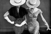 Vintage / Fetching looks from the past, 1920s-1970s / by Wendy Bright