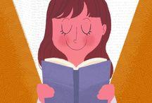 Literature Love / book nerdiness / by Katie Lawver