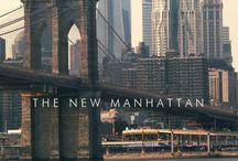 New York, New York / by Manica Tiglao