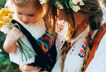 mommy style / cool mamas and their cool babes / by Katie Lawver