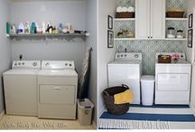 Dream Home-Laundry Room / by Leesa Kopperud