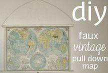 Home Decor DIY, Tips, & Ideas / by Sonya Booton