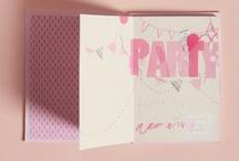 invitation / card / stationary