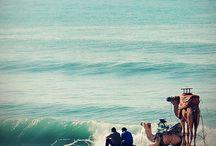 la mer / ¡Los suspiros son aire y van al aire! ¡Las lágrimas son agua y van al mar! Dime, mujer, cuando el amor se olvida ¿sabes tú adónde va?  -- Gustavo Adolfo Bécquer / by Nobi Hayashi