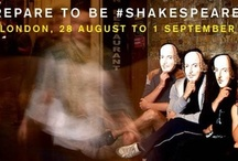 Prepare to be #Shakespeared / by Mayor of London Presents