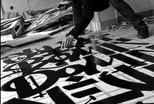 Type & Line / by Charli Brickner