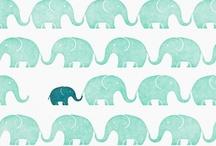 pattern / textile / wallpaper