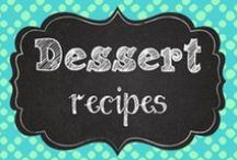 Desserts / by Courtney Bartlett