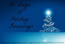 30 Days of Holiday Giveaways