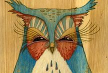 Owls / I love owls...