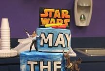 Star Wars  / by Aubrey Mitchell