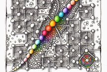Carpe Doodle Do / Zen deals, doodles, free patterns and how-to / by Rene Andrus-Leh