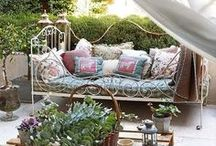 Interiors I Outdoor Spaces / Magical roof terraces I Outdoor Spaces I Gardens I Magical Gardens