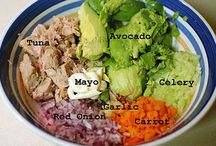 Salads & Slaws / by Cheryl Engstrom