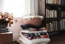 Bedrooms/Closets/Living Rooms / by Jessie Miller