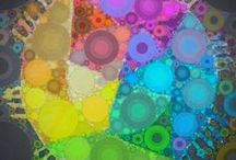 Color Wheel / It's all about the color...
