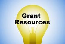 Grant Management / Locating, writing, and managing grants.