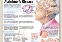 Alzheimer's Info / by Cheryl Engstrom