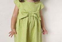 I can make your kids clothes / by Erika Jellis