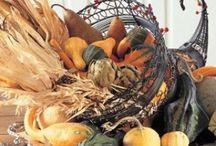 Thanksgiving & fall / by Cheryl Engstrom