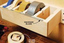 Wood crafts, wood ideas carpentry. Tools, patterns, instructions. Photos. Tutorials.   Gift ideas.  Organizers. / by Beth Moore Collins