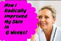 BA50s LOVE Beauty! / All about how to care for your skin and what makeup to use at midlife.